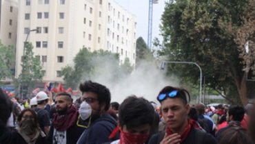 Link to The Chilean Iceberg: Studying Abroad Amidst Chilean Protests