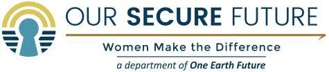 Our Secure Future logo