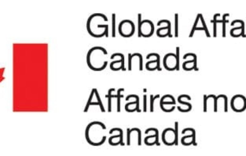 Canadian Ministry of Foreign Affairs logo