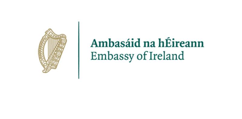 Ireland Embassy logo