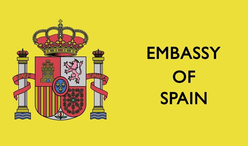 Spain Embassy logo