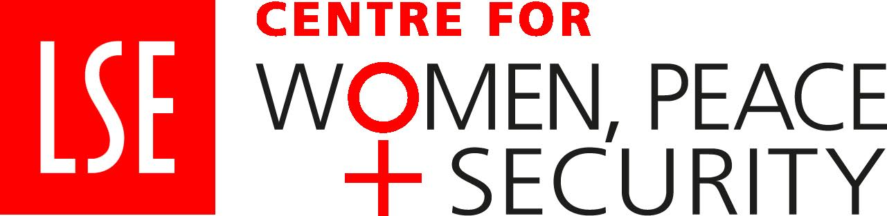 LSE Centre for Women, Peace and Security logo