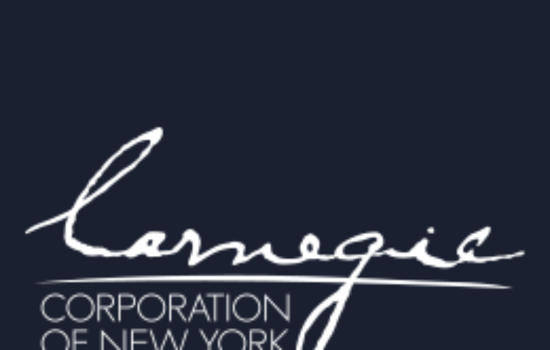 Carnegie Corporation of New York logo