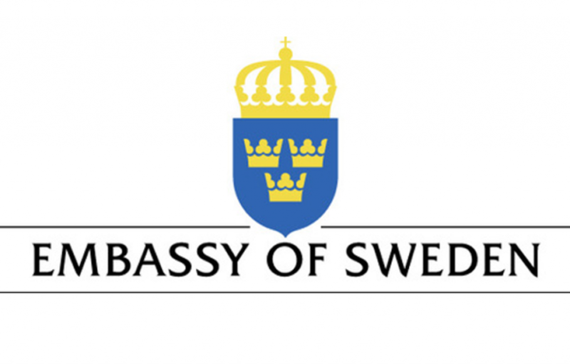 Sweden Embassy logo