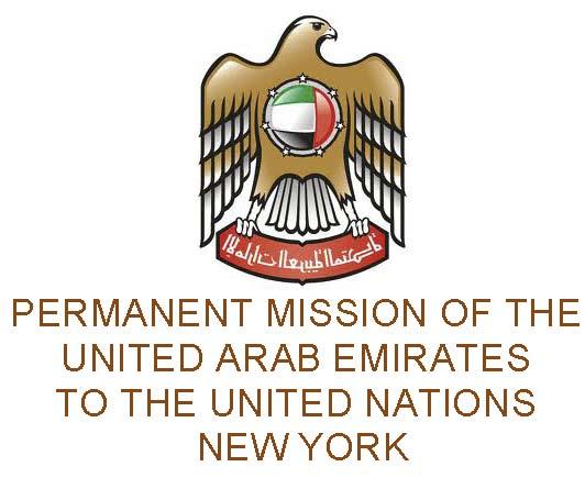 UAE mission logo