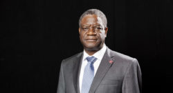 Dr. Denis Mukwege received a Nobel Peace Prize for his work with survivors of sexual violence in war