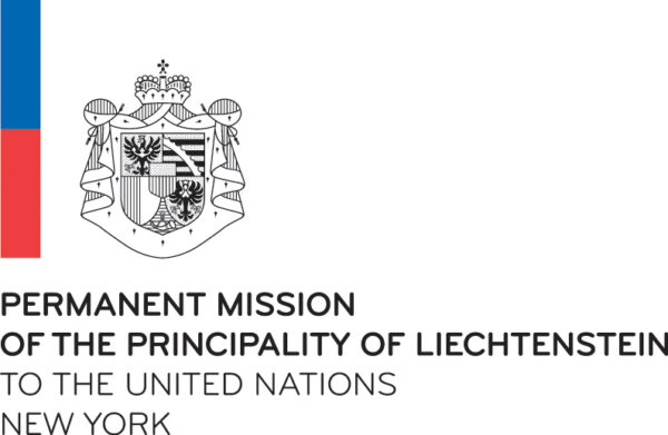 Logo for the mission of Lichtenstein to the United Nations