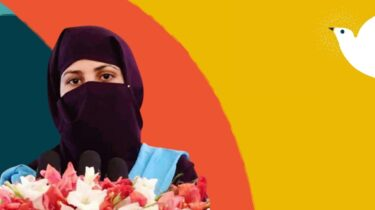 Link to In Taliban Strongholds, a Woman Stands for Peace