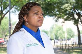 Photo of Dr. Joia Crear-Perry