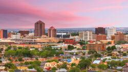 Albuquerque, New Mexico skyline