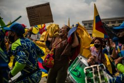 Colombian national strike
