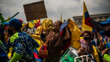 Link to Women's Roles in the Colombian National Strike