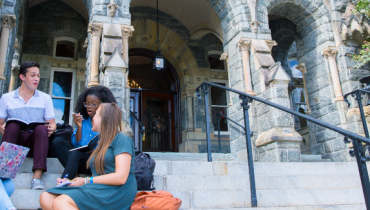 Link to Georgetown Students Inform Generation Equality Summit