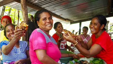 Link to Advancing Women's Rights in the Pacific Region