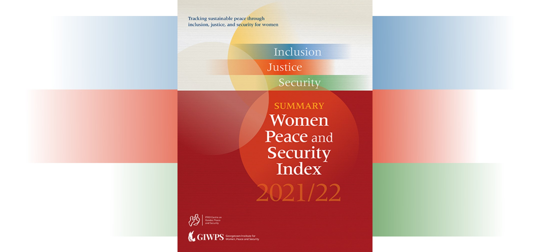 2021/2022 WPS Index Report Cover
